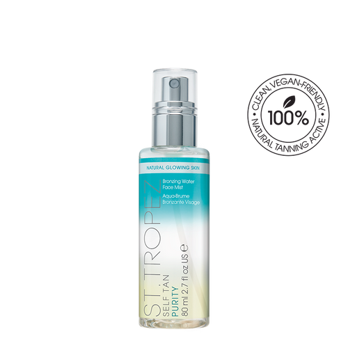 St. Tropez Self Tan Purity Water Face Mist - Woo Skincare and Cosmetics
