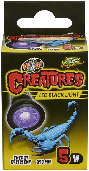 CREATURES LED BLACK LIGHT 5W