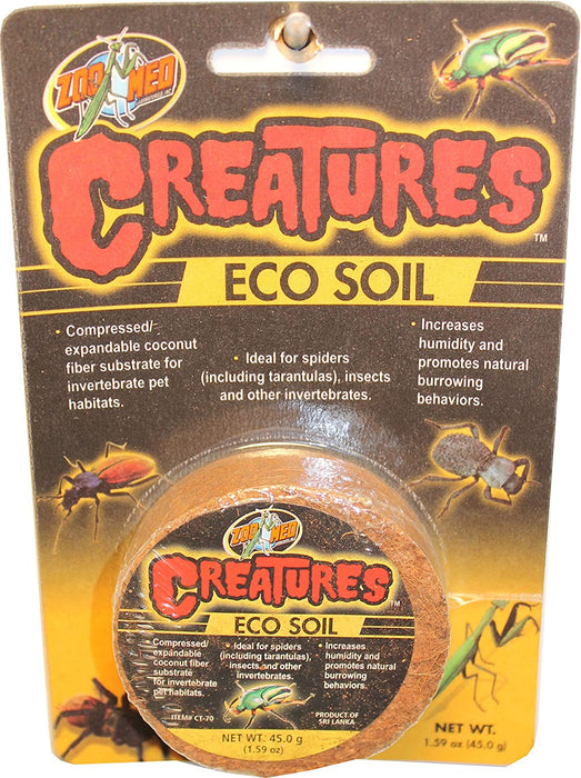 CREATURES ECO SOIL