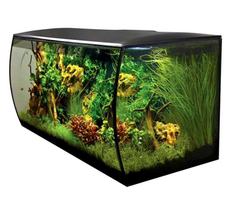 FLUVAL FLEX AQUARIUM 32.5 GAL BLACK