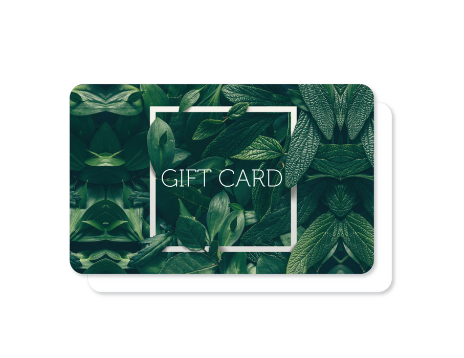 Toadally Frogs Gift Card