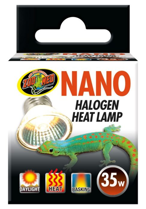NANO HALOGEN HEAT LAMPS