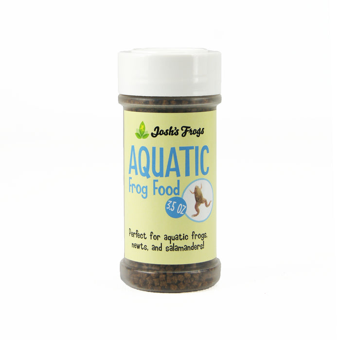 JOSH'S FROGS AQUATIC FROG FOOD