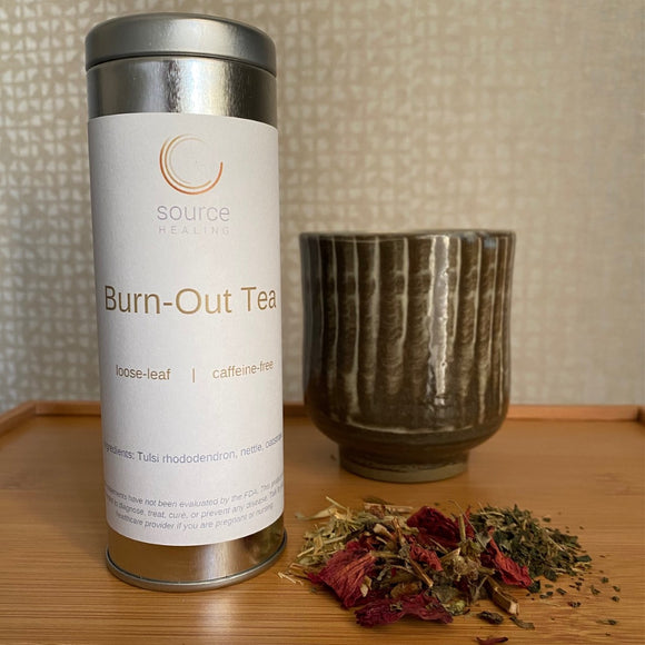 Burn-Out Tea