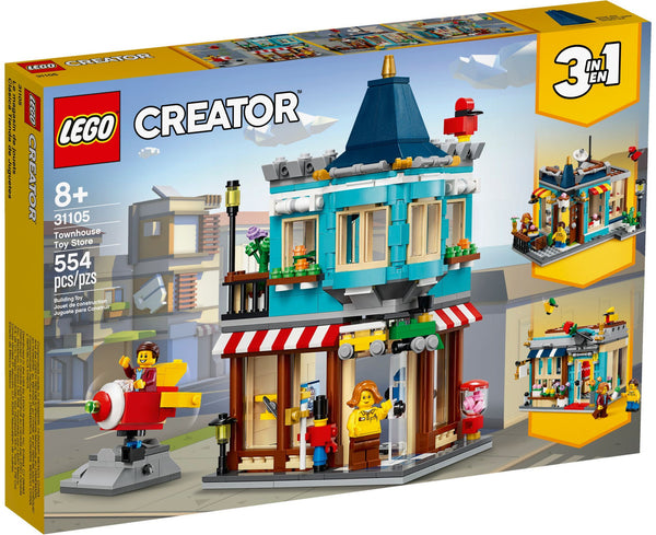 31105 - Townhouse Toy Store (2020)
