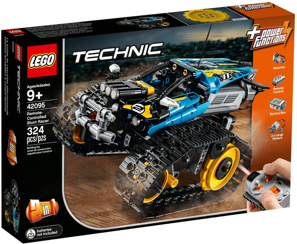 42095 - Remote-Controlled Stunt Racer (2019)