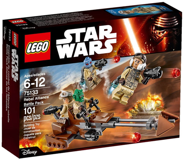 75133 - Rebel Alliance Battle Pack (2016)