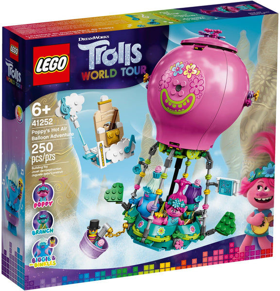 41252 - Trolls : Poppy's Air Balloon Adventure (2020)