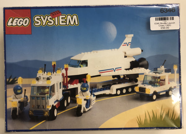 6346 - Shuttle Launch Crew (1992) PRE-OWNED
