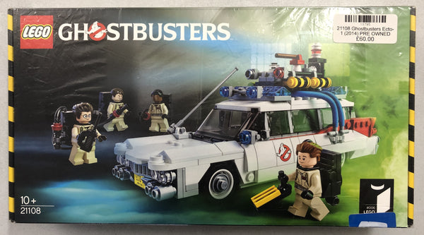 21108 - Ghostbusters Ecto-1 (2014) PRE-OWNED
