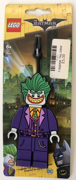 Luggage Tag Joker