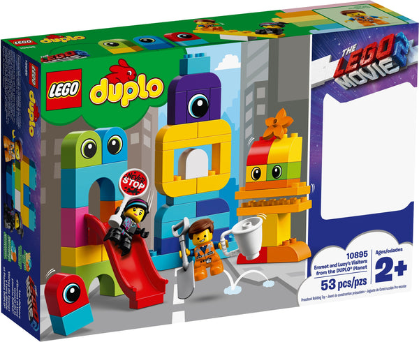 10895 - Visitors from the Planet Duplo (2019)