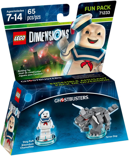 71233 Dimensions: Stay Puft (2016)