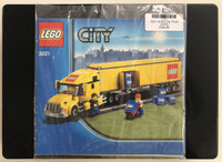 3221 - LEGO City Truck (2010) PRE-OWNED