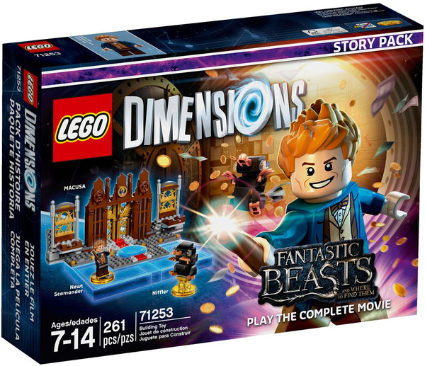 71253 - Dimensions: Fantastic  Beasts - Story Pack (2016)