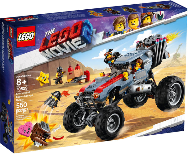 70829 Emmet and Lucy's Escape Buggy (2019)