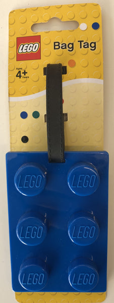Bag Tag - Blue