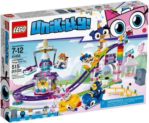 41456 Unikingdom Fairground Fun (2018)