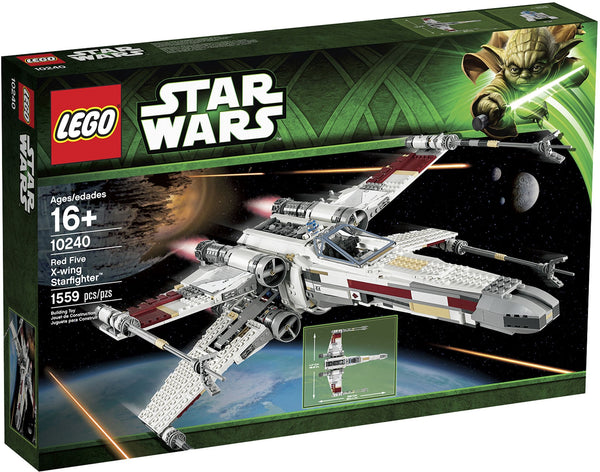 10240 - Red Five X-wing Starfighter (2013)
