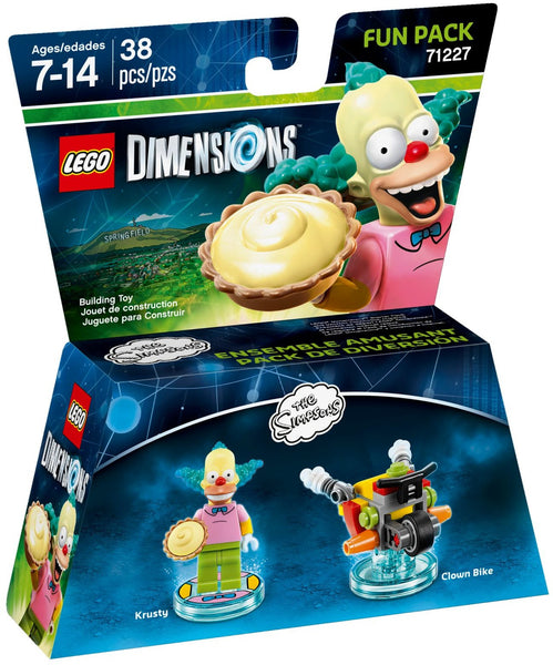 71227 Dimensions Krusty the Clown (2015)