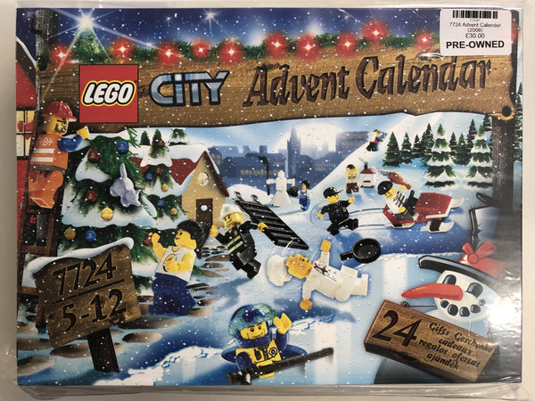 7724 - Advent Calender (2008) PRE-OWNED