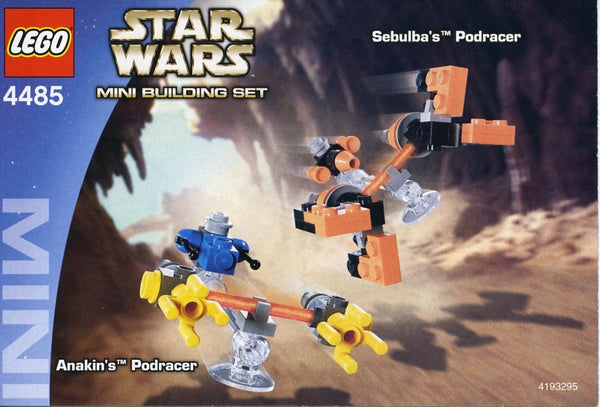 4485 MINI Sebulbas Podracer (2003)