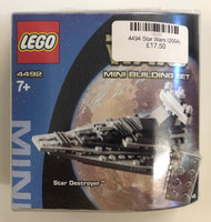 4492 - MINI Star Destroyer (2004) PRE-OWNED