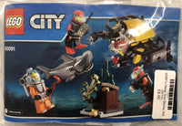 60091 - Deep Sea Starter Set (2015) PRE-OWNED