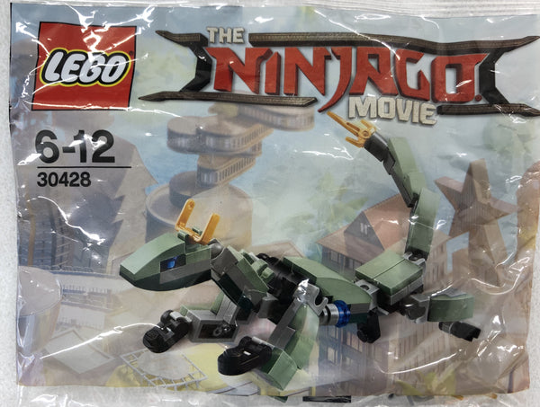 30428 Green Ninja Dragon Mech (2017)