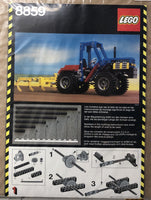 8859 - Technic Tractor (1981) PRE-OWNED