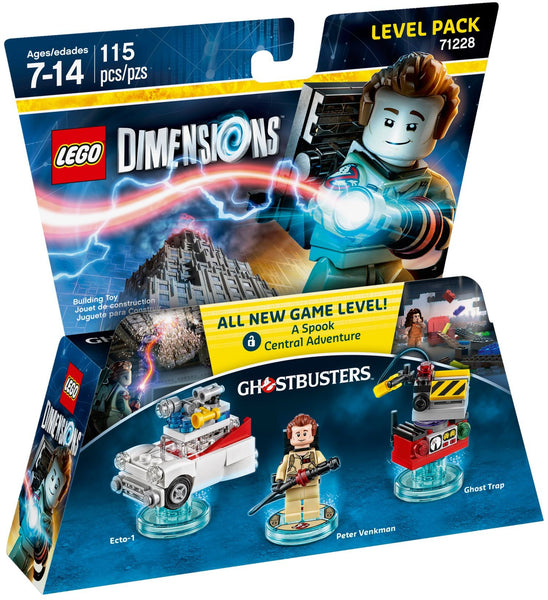 71228 Dimensions: Ghostbusters (2016)