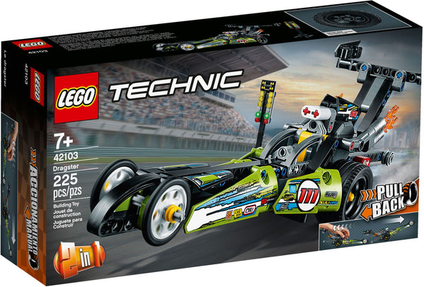 42103 - Technic Dragster (2020)