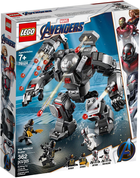 76124 War Machine Buster (2019)