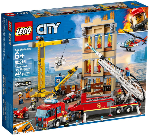 60216 Downtown Fire Brigade (2019)