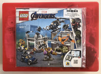 76131 - Avengers Compound Battle (2019) PRE-OWNED