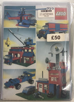 733 - Universal Building Set (1980) PREOWNED