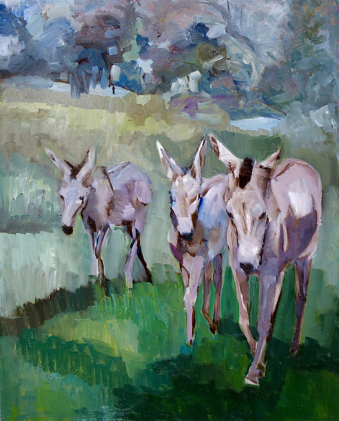 Animal - Original Oil Paintings