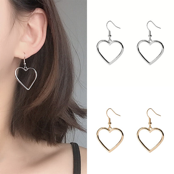 Open Your Heart Earrings - Jane & Andy Kids