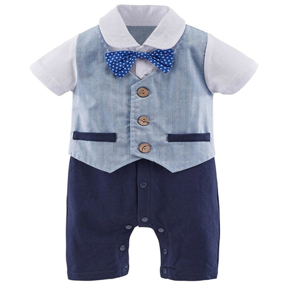 Boys Formal Suit Outfit - Jane & Andy Kids