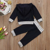 Carson Hooded Track Suit 0-24M - Jane & Andy Kids