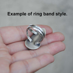 RESERVED: 7 Dwarfs Ring, SIZE 7.75