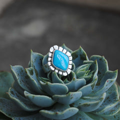 RESERVED: Moonstone Marquis Ring, Size 7.75 (payment #2)