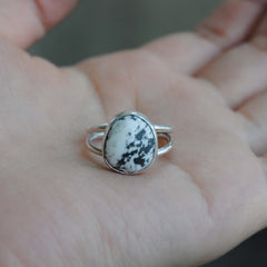 RESERVED: Damele Ring Size 7.5