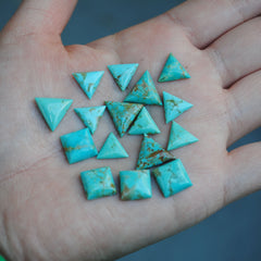 Kingman Triangles/Squares