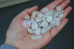Moonstone Mixed Shape Cabs