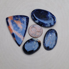 Sodalite Mixed Shape Cabs