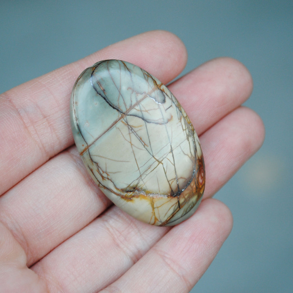 Red Creek Jasper Bead
