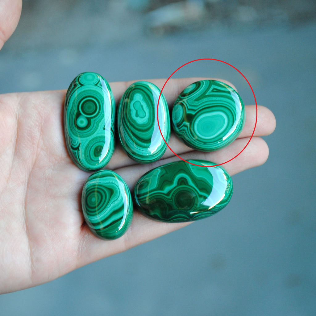 RESERVED: Malachite Ring