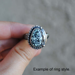 RESERVED: Wildhorse Magnesite Ring (payment #2)