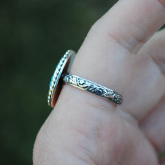 RESERVED for Whitney (Pyrite Ring FINAL PAYMENT)